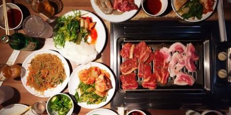 Picnic Garden All You Can Eat Korean BBQ in NYC