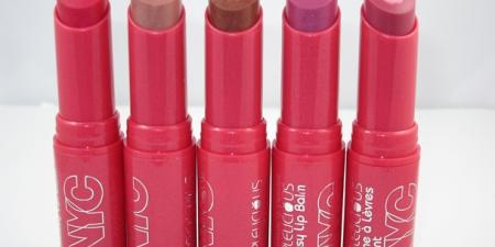NYC New York Color Applelicious Glossy Lip Balm for Spring 2013 | Musings of a Muse