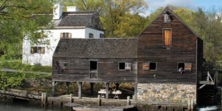 Philipsburg Manor historic site in Sleepy Hollow
