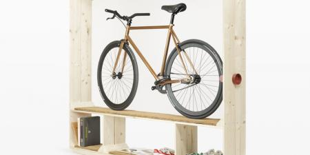 Bike Shelf
