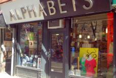 Alphabets Shop