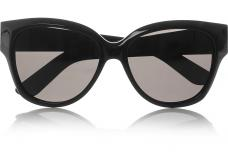 D-frame acetate sunglasses - Yves Saint Laurent