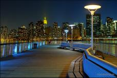 Night at Gantry Park