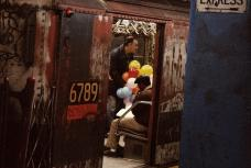 1970s New York Subway