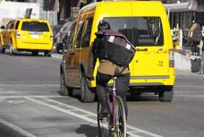 NYC Bike Messenger
