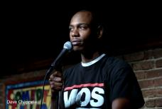 Dave Chapelle at Comedy Cellar