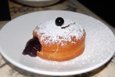 Foie Gras Doughnut at Do or Dine