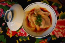 Spicy Wonton | Cafe China