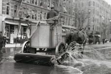 Street Cleaner, Old NYC