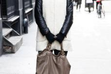 November 26 NYC Street Style - New York Street Style Pictures - ELLE