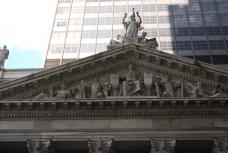 statues of NYC courts