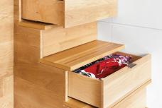 Stair Drawers - Design Ideas for Small Space