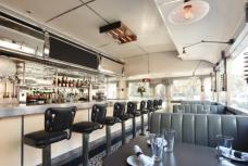 Empire Diner Interior