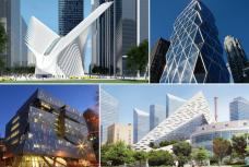 The 10 Most Eye-Catching Pieces of Starchitecture in NYC - Curbed Maps - Curbed NY