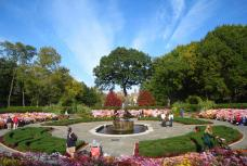 The Conservatory Garden