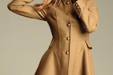 Wool Flare Coat - Victoria's Secret