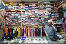 Garment Shop in Little India (Jackson Height)