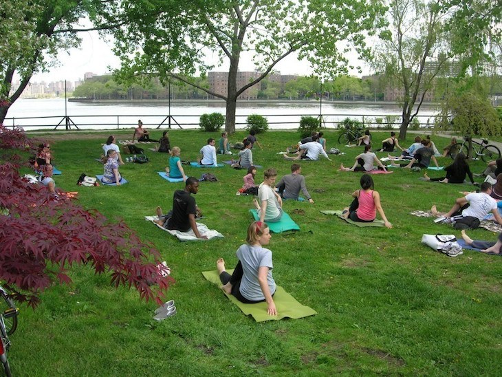Free Yoga Classes NYC