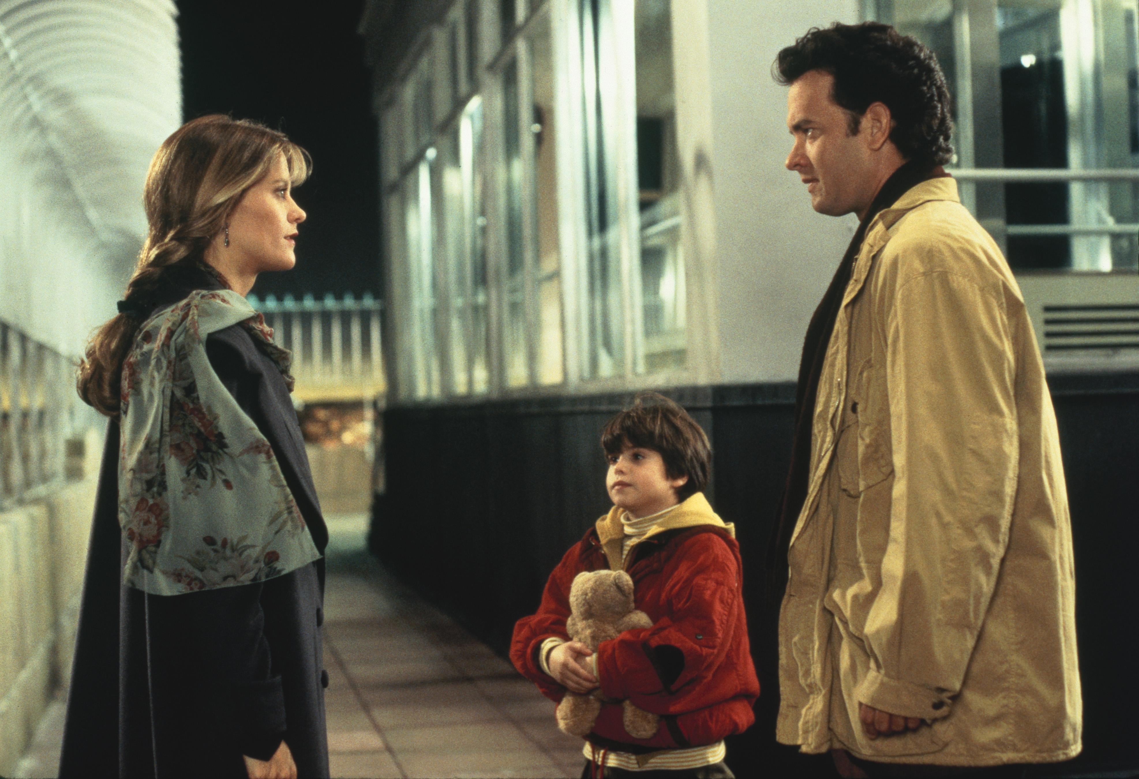 New York Romantic Comedies, Sleepless in Seattle - Tom Hanks