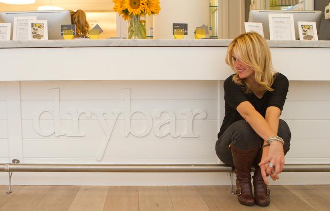 Drybar Flatiron NYC