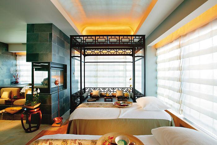 Spa Suite at Mandarin Oriental