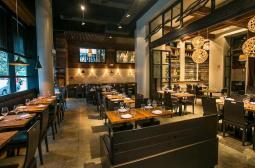L'Apicio Dining Area