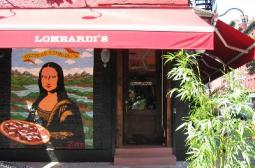 Lombardi's entrance