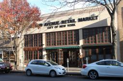 Arthur Avenue Retail Market