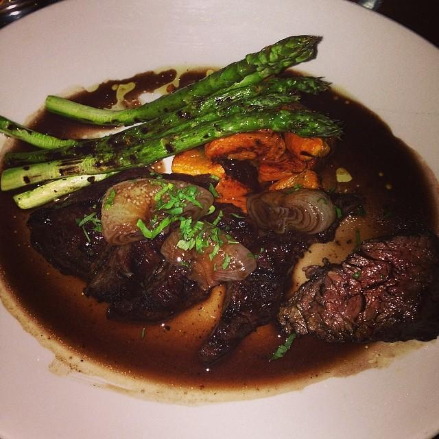 Bakehouse Hanger Steak