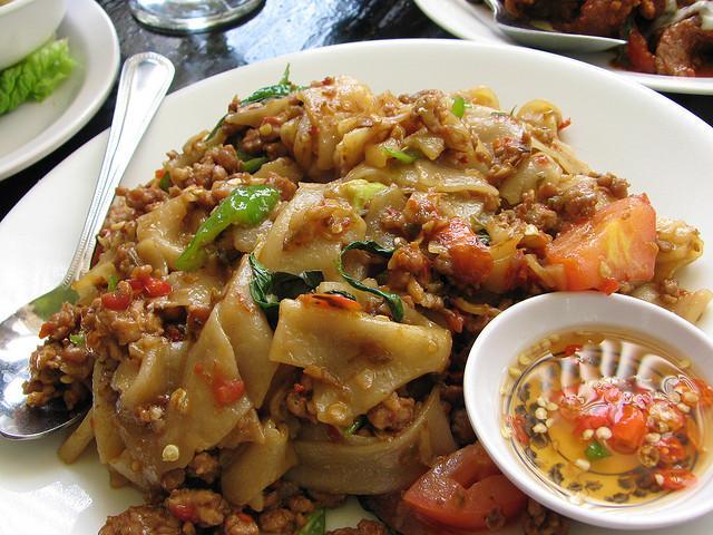 Sripraphai Drunken Noodle