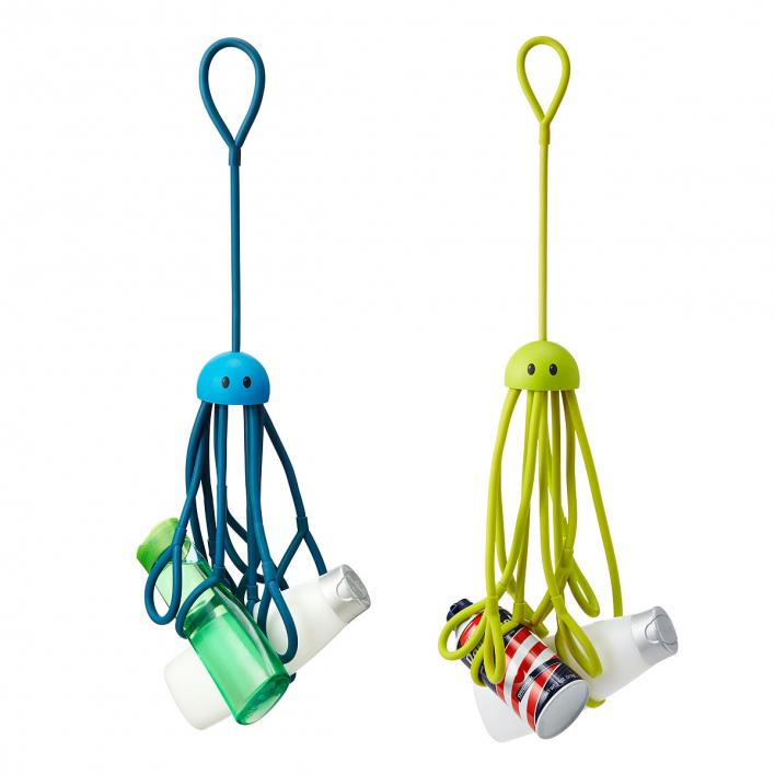 Hanging Shower Caddy - Shower Squid