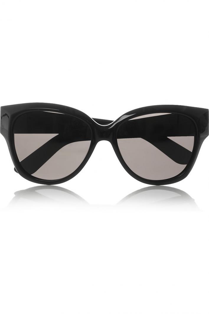 D-frame acetate sunglasses - Yves Saint Laurent