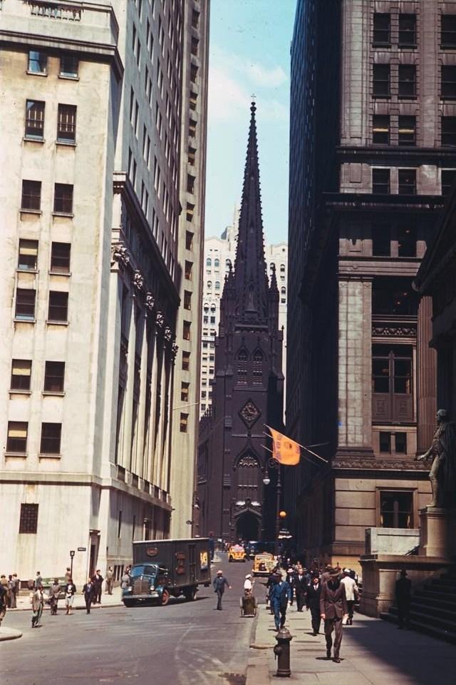 Wall Street 1941