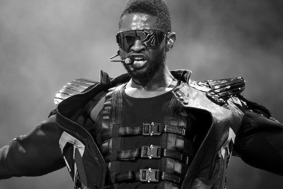 Usher UR Experience