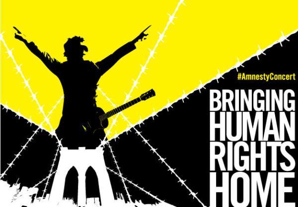 Amnesty International Concert