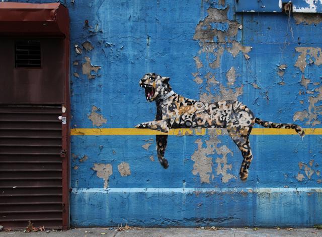 NYC Day 30: Yankee Stadium/Bronx Zoo Leopard