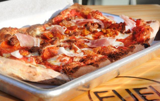 Custom Fuel Pizza