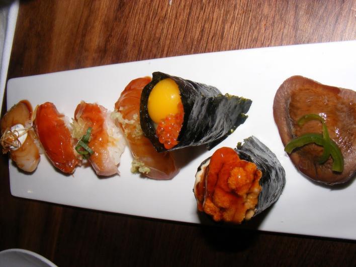 Chez-Sardine Sushi