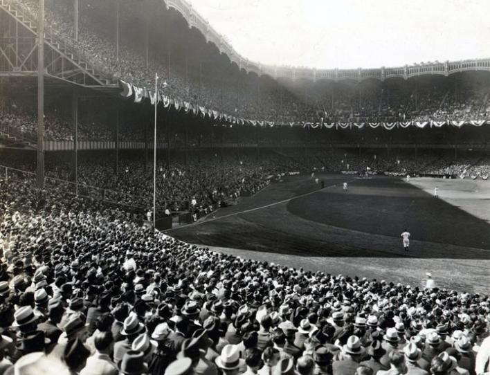 Yankee Stadium, 1935
