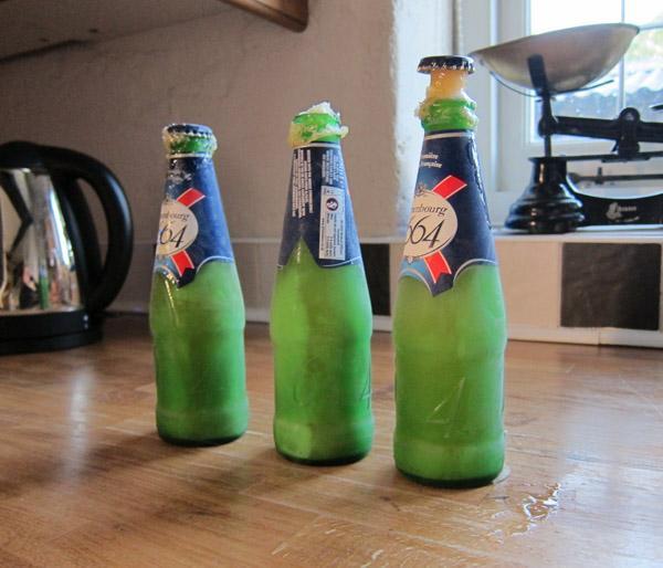 Bia Wun / Jelly Beer / Beer Slurpee
