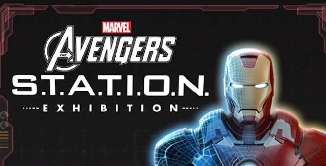 Marvel's Avenger STATION