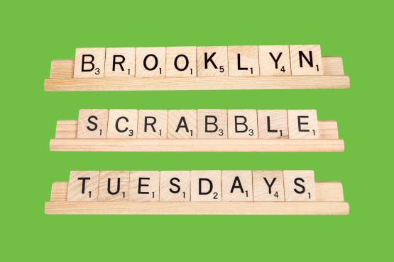 Scrabble Tuesday