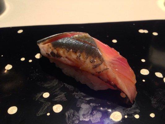 Sushi Nakazawa Mackerel