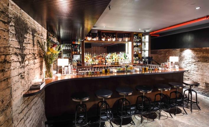 Nightcap Bar