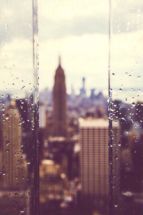 NYC Rain