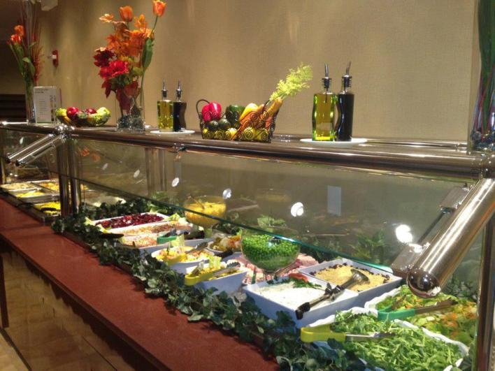 Rio Grande Churrascaria Salad Bar