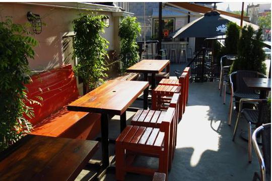 Zona Rosa Roof Deck