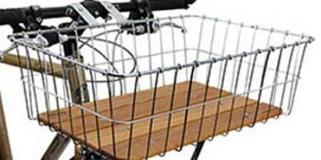 Bike Basket Wald 139WW Woody