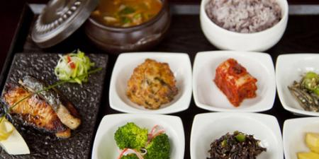 Gaonnuri Dish