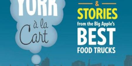 New York Food Cart Book